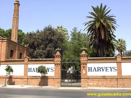 BODEGAS HARVEYS